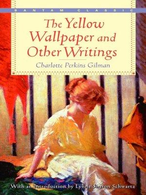 Charlotte perkins gilman overdrive rakuten overdrive ebooks the yellow wallpaper and fandeluxe Gallery