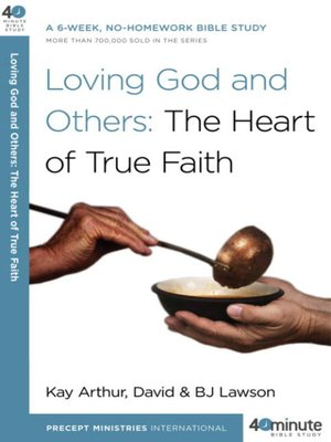 cover image of Loving God and Others