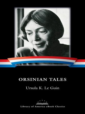cover image of Orsinian Tales