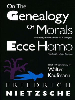 cover image of On the Genealogy of Morals and Ecce Homo