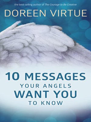 cover image of 10 Messages Your Angels Want You to Know
