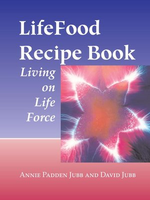 cover image of LifeFood Recipe Book