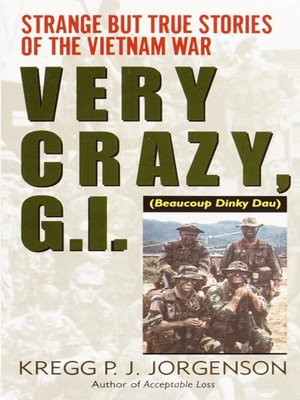 cover image of Very Crazy, G.I.!