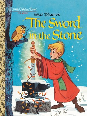 cover image of The Sword in the Stone (Disney)