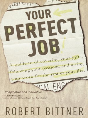 cover image of Your Perfect Job
