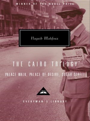 cover image of The Cairo Trilogy