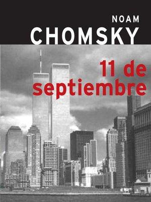 cover image of 11 de Septiembre