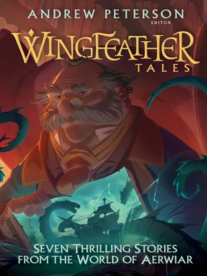 cover image of Wingfeather Tales