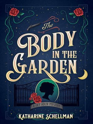 The Body in the Garden Book Cover