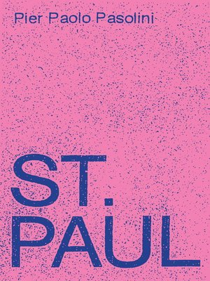 cover image of Saint Paul