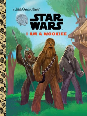 cover image of I Am a Wookiee (Star Wars)