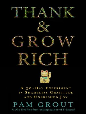 cover image of Thank & Grow Rich
