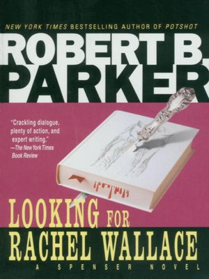 cover image of Looking for Rachel Wallace