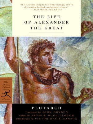 cover image of The Life of Alexander the Great