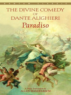cover image of Paradiso: The Divine Comedy of Dante Alighieri