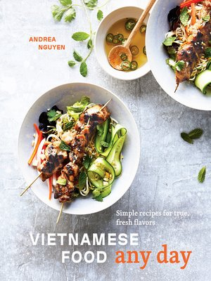 cover image of Vietnamese Food Any Day