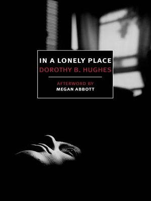 cover image of In a Lonely Place