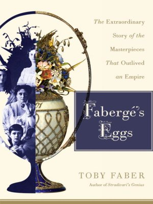 cover image of Fabergé's Eggs