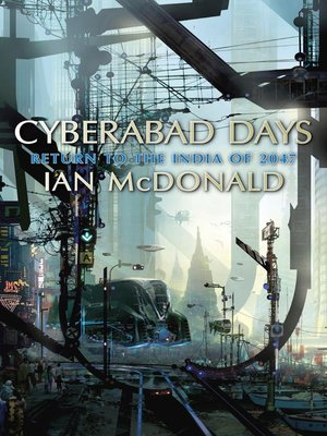 cover image of Cyberabad Days