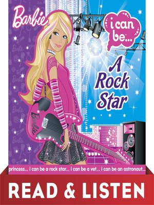 cover image of I Can Be a Rock Star