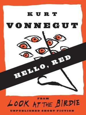 cover image of Hello, Red (Stories)