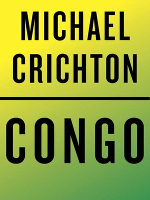 cover image of Congo