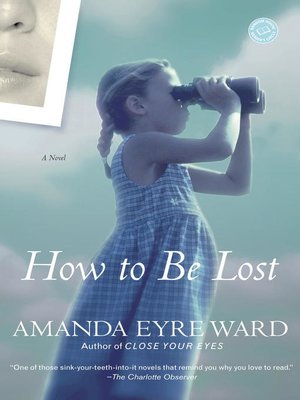 cover image of How to Be Lost