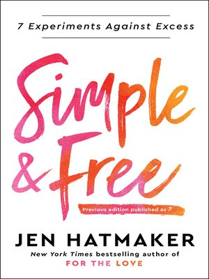 cover image of Simple and Free