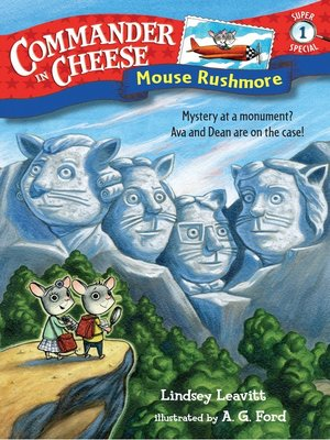cover image of Commander in Cheese Super Special #1