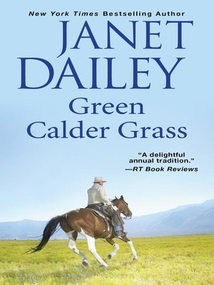cover image of Green Calder Grass