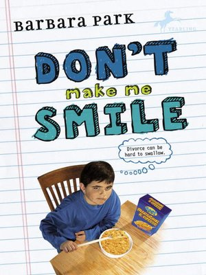 cover image of Don't Make Me Smile