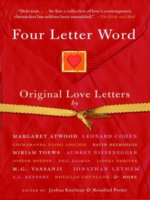 cover image of Four Letter Word