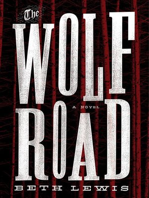 cover image of The Wolf Road
