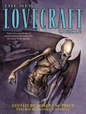 cover image of The New Lovecraft Circle