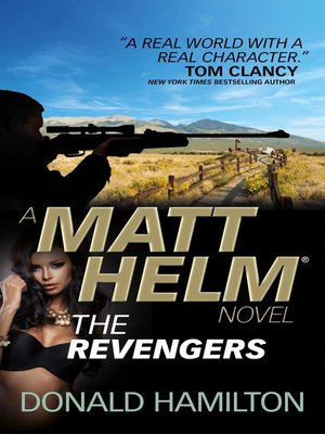 cover image of The Revengers