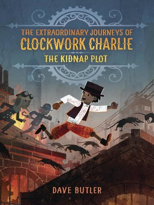 cover image of The Kidnap Plot