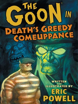 cover image of The Goon, Volume 10