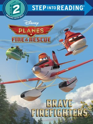 cover image of Brave Firefighters (Disney Planes