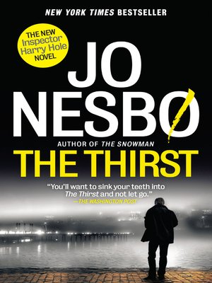 cover image of The Thirst