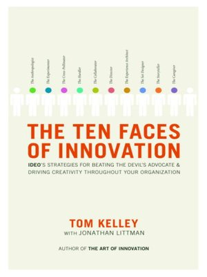 cover image of The Ten Faces of Innovation
