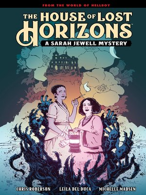 cover image of The House of Lost Horizons