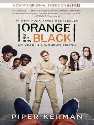 cover image of Orange Is the New Black