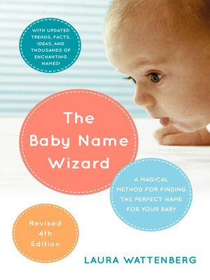 cover image of The Baby Name Wizard, 2019 Revised