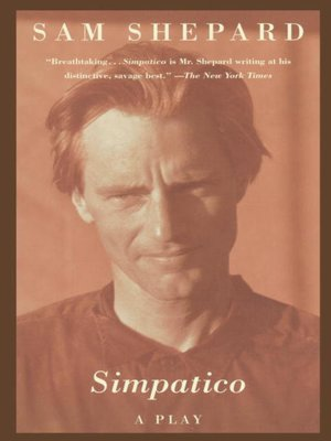 cover image of Simpatico