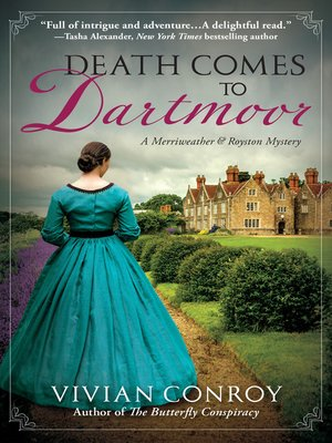 cover image of Death Comes to Dartmoor