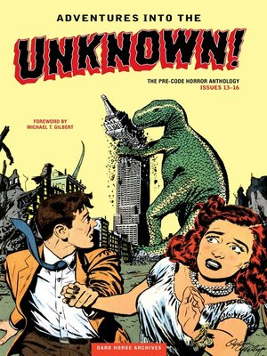 cover image of Adventures into the Unknown Archives, Volume 4