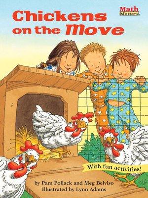 cover image of Chickens on the Move