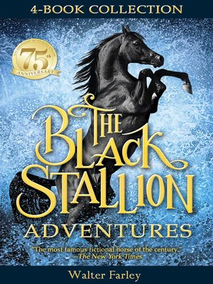 cover image of The Black Stallion Adventures
