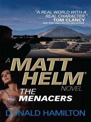 cover image of The Menacers