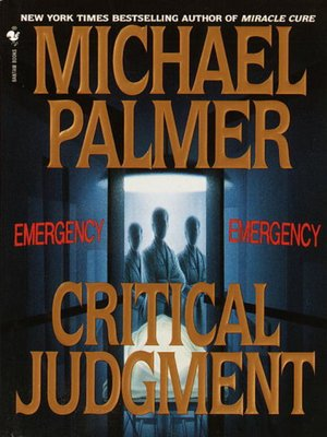 cover image of Critical Judgment